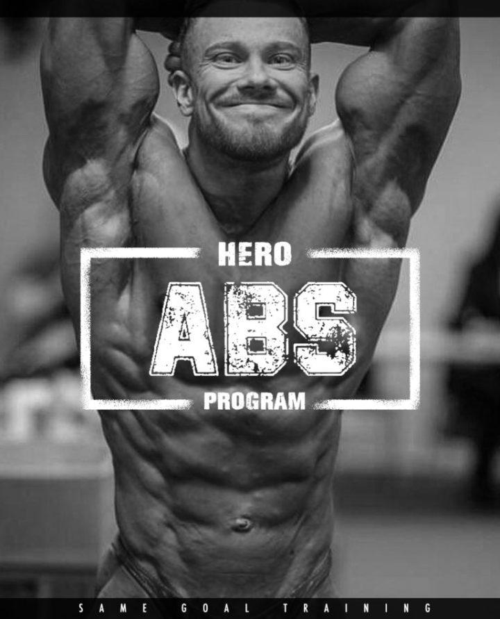 Hero Abs valmisohjelma