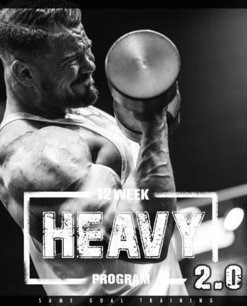 Heavy2.0 valmisohjelma